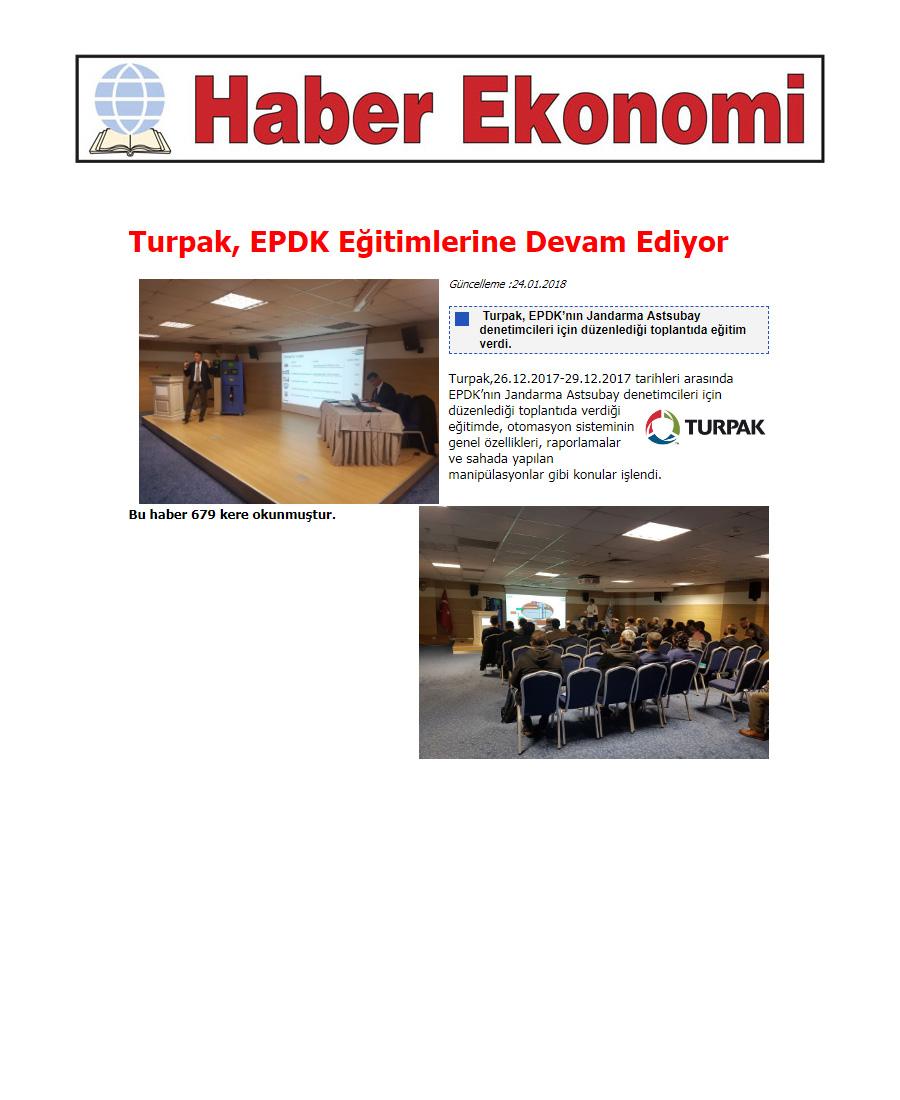 Basında Turpak | Turpak
